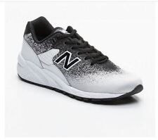 NEW BALANCE Baskets 46,5 / UK 11,5 / US 12  MRT 580 - noir et blanc  NEUF 140€