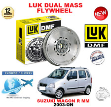 FOR SUZUKI WAGON R MM 1.3 DDiS 2003-ON ORIGINAL LUK DMF DUAL MASS FLYWHEEL