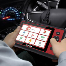 LAUNCH Full Systems Diagnostic Tool Automotive OBD2 Code Reader ABS EPB DPF IMMO