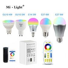 Mi Light  WIFI WLAN Alexa LED RF Fernbedienung RGB CCT LED Glühbirne Lichtleiste