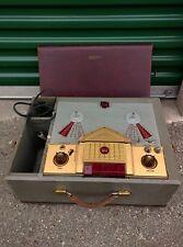 Vintage Wilcox Gay Recordio Reel to Reel Tape Recorder
