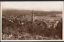 Somerset Postcard - Weston-Super-Mare From The Encampment   V1251