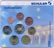 Deutschland Euro KMS 2004 D -  Schuler 2004