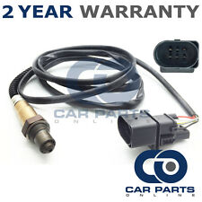 LAMBDA OXYGEN WIDEBAND SENSOR FOR VW NEW BEETLE 1.8 T (2001-2005) FRONT 5 WIRE