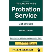 Introduction to the Probation Service (Introductory Series)-ExLibrary