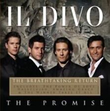 The Promise by Il Divo (CD, Nov-2008, Syco Music)