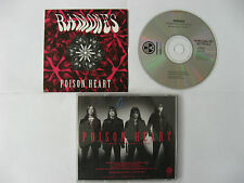 RAMONES - POISON HEART PROMOTIONAL CD SINGLE