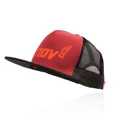 Inov8 Unisex All Terrain Trucker Running Cap Red Sports Water Resistant
