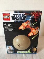 9678 LEGO Star Wars twin-pod cloud coche y Bespin planeta serie 2 nuevo caja original