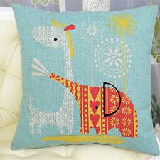Elephant Living Room Decorative Cushion Covers