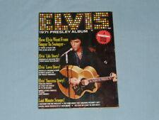 "1971 All Elvis Magazine ""1971 Presley Album"" (Nice)"