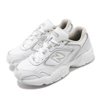 New Balance WX452SG D Wide White Grey Women Casual Shoes Sneakers WX452SGD