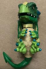 Wowwee Fingerlings Untamed Ferocious Venom Green Dragon