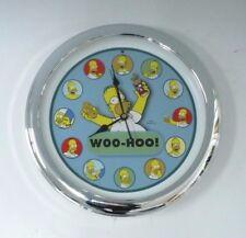 The Simpsons Homer Clock