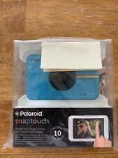 Polaroid Snap Touch Portable Instant Print Digital Camera with LCD...