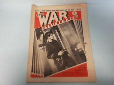 The War Illustrated No. 28 Vol 2 1940 The French Navy is Here Viipuri Murmansk