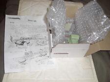 Minitrucks Berliet Pinardier Kit résine à monter boite notice
