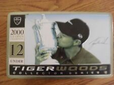 Tiger Woods 2000 U.S. Open Collector Series I Golf Ball Collector