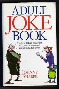 Adult Joke Book,Johnny Sharpe