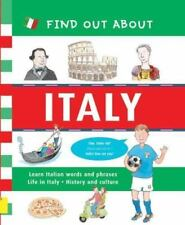 Find Out about Italy : Learn Italian Words and Phrases and about Life in...