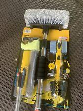 6pcs Premium Car Cleaning Tool Set Vehicle Wash Care Kit for Detailing Interior