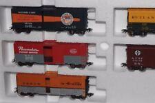 Vagones de mercancías de escala H0 digitales Märklin para modelismo ferroviario