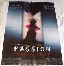 PASSiON Rachel McAdams Noomi Rapace Brian De Palma LARGE French POSTER