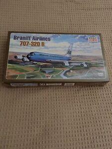 MODEL AIRCRAFTBraniff International Boeing 707-320B