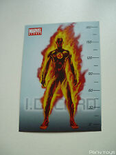 Sticker Marvel Heroes Ultimate Collection N°49 / Preziosi Collection 2008 NEW