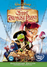 Muppet Treasure Island DVD (2006) Tim Curry