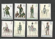 Belgium military old soldiers