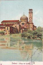 PADOVA - Chiesa del Carmine