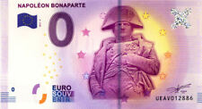 75007 Napoléon Bonaparte, Verso Belém, 2017, Billet 0 € Souvenir