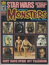 Famous Monsters of Filmland #137 (Star Wars Special)   FN-