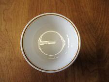 """Corelle SUMMER IMPRESSIONS Set of 2 Fruit Bowls 5 3/8"""" Brown design"""