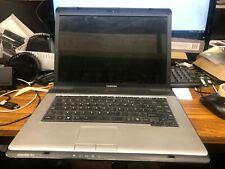 PC portable TOSHIBA PRO A200  13 Pour pièces ou à réparer HS Pour bricoleur