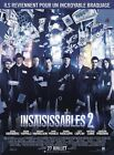 Affiche 40x60cm INSAISISSABLES 2 /NOW YOU SEE ME 2016 Morgan Freeman NEUVE