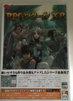 RPG Maker XP Japanese Version PC Game Very Rare Role Playing Game Maker