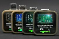Korda Dark Matter Super Heavy Tungsten Coated Hooklink NEW *All SIZES & COLOURS*