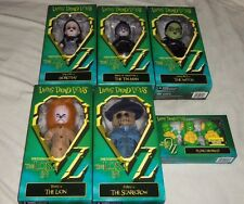 Living Dead Dolls Wizard of OZ Set of 6 Figures