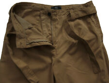 New Womens Brown Wide Leg NEXT Crop Trousers Size 14 RRP £36