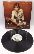 "Andy Mackay - In Search of Eddie Riff - Island 12"" Vinyl LP - UK - Roxy Music"