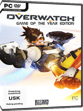 Overwatch Game of the Year Edition pc key Battle net  region free