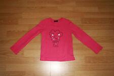 Tee-shirt fuchsia CATIMINI - Taille 6 ans - Thème : graphic floral