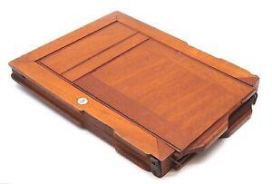 Antique Half Plate Wooden Film Plate Holder - UK Dealer
