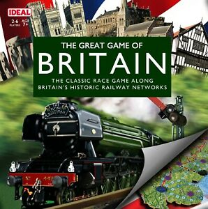 The Great Game of Britain by IDEAL