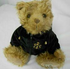 Giorgio Beverly Hills Teddy Bear 2002 Collectors Bear in Black Hoodie Plush