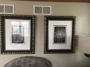 Ethan Allen Framed And Matted Pictures $2000 Value