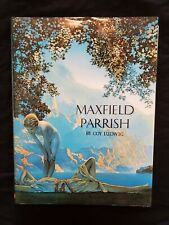 Maxfield Parrish by Coy Ludwig Hardcover 1973 First Printing w/ Value Guide