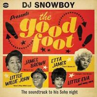 DJ SNOWBOY PRESENTS THE GOOD FOOT Various NEW & SEALED R&B SOUL JAZZ CD (BGP)